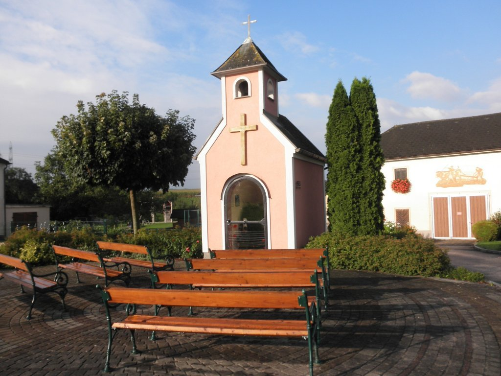 Dorfkapelle Landfriedstetten - Landfriedstetten, Niederösterreich (3252-NOE)