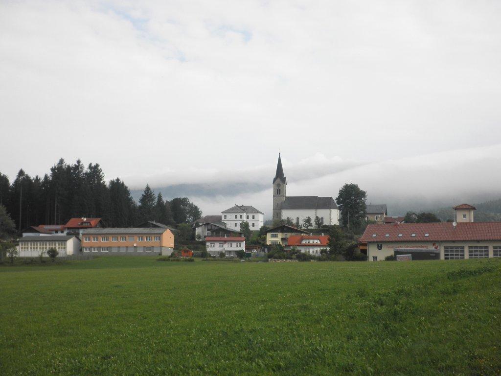 Schwarzenberg am Böhmerwald - Schwarzenberg am Böhmerwald, Oberösterreich (4164-OOE)