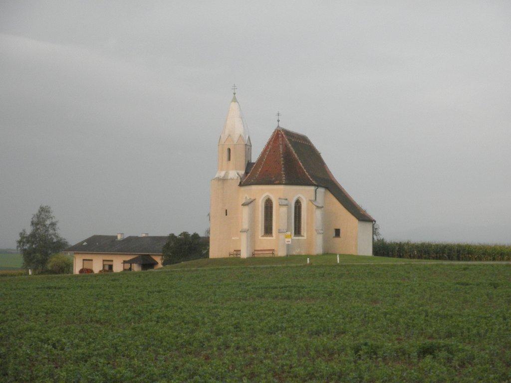 Das Nikolauskirchlein auch Rosskirche genannt bei Holzern - Holzern, Niederösterreich (3375-NOE)