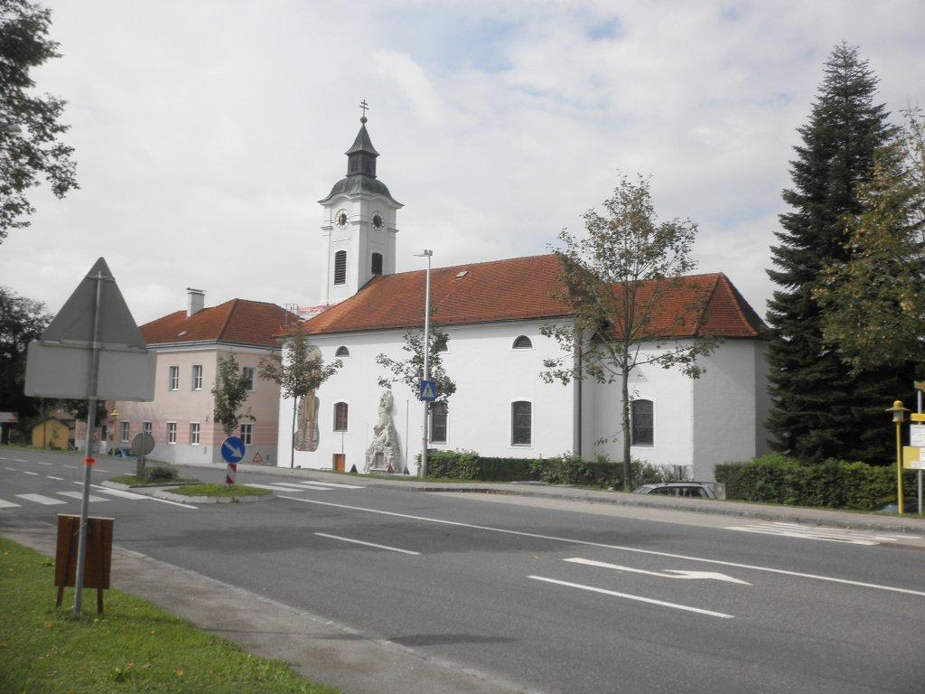 Pfarrkirche Erlauf - Erlauf, Niederösterreich (3253-NOE)