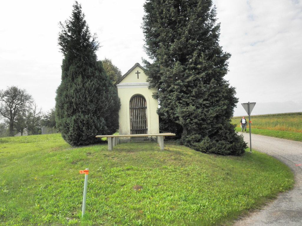 kleine Kapelle in Knocking - Knocking, Niederösterreich (3253-NOE)