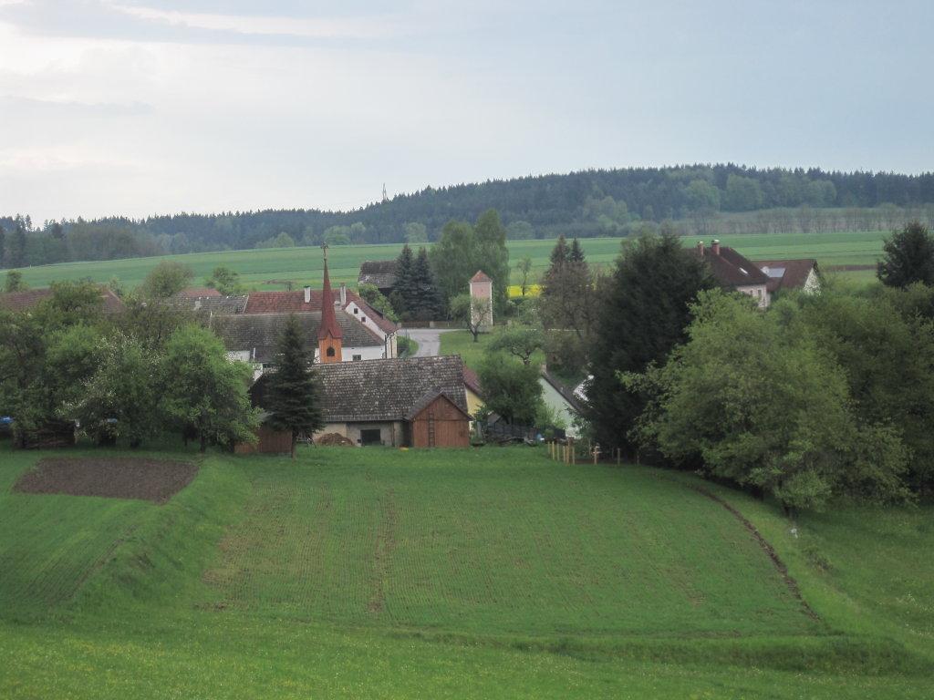 Kienberg Dorfansicht - Kienberg, Niederösterreich (3594-NOE)
