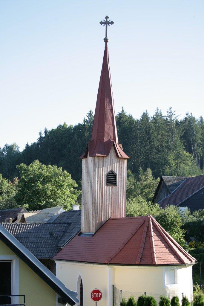 Kapelle von Kienberg - Kienberg, Niederösterreich (3594-NOE)