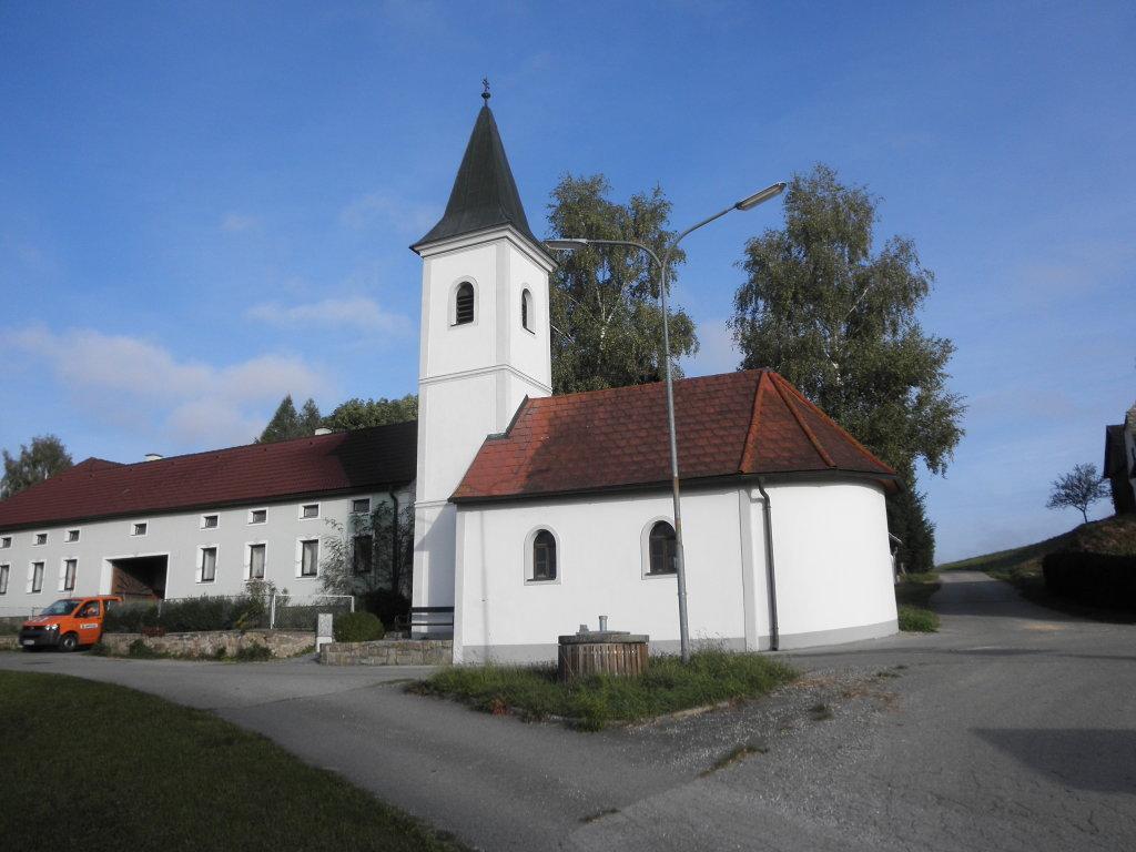 Dorfkapelle Frankenreith - Frankenreith, Niederösterreich (3910-NOE)