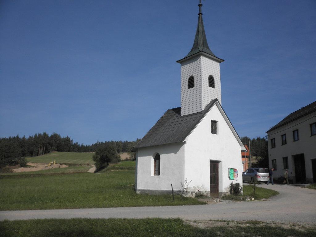 Dorfkapelle Dietharts - Dietharts, Niederösterreich (3911-NOE)