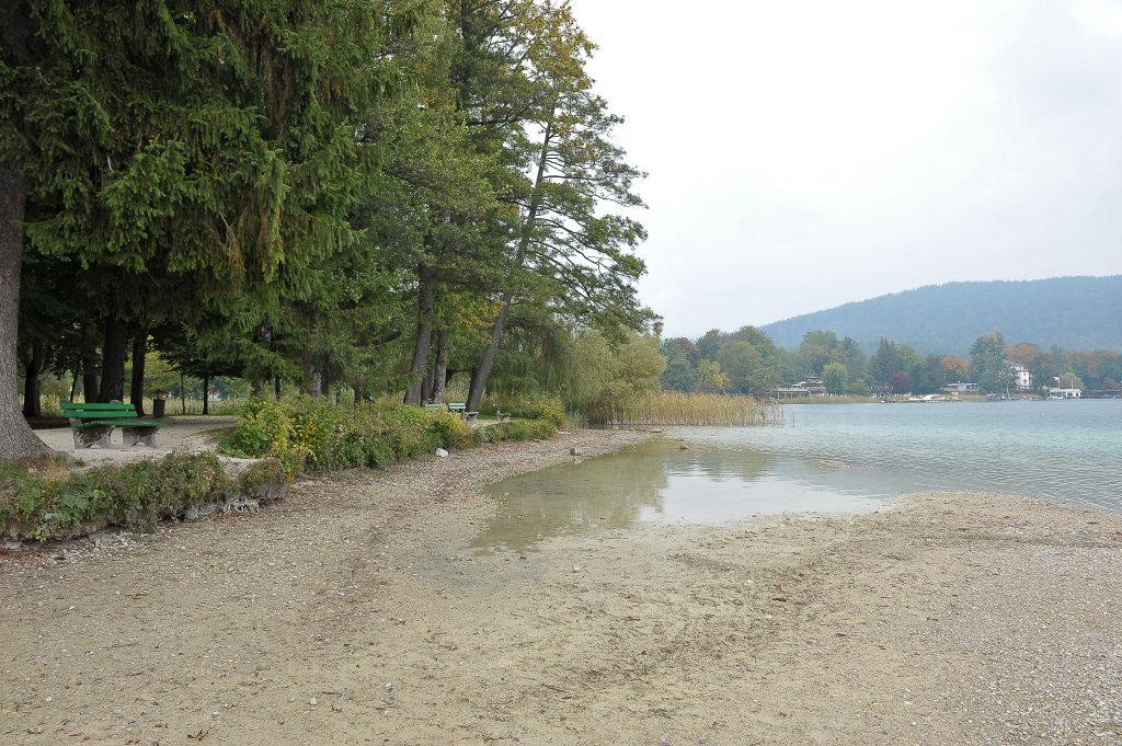 Kap Landspitz auf der Pörtschacher Halbinsel - Pörtschach am Wörther See, Kärnten (9210-KTN)