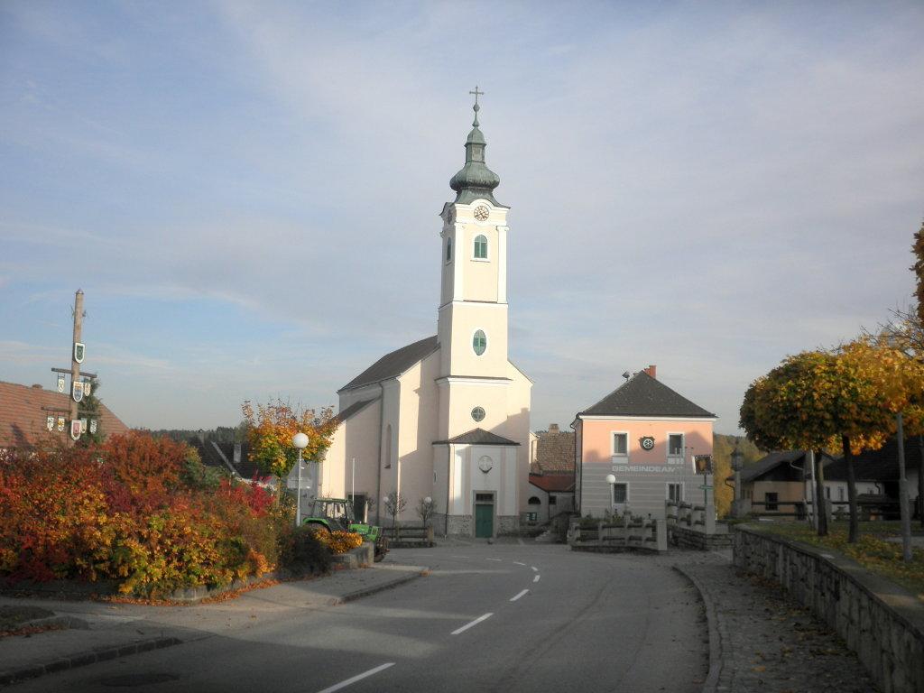 Stiftskirche Eisgarn - Eisgarn, Niederösterreich (3862-NOE)