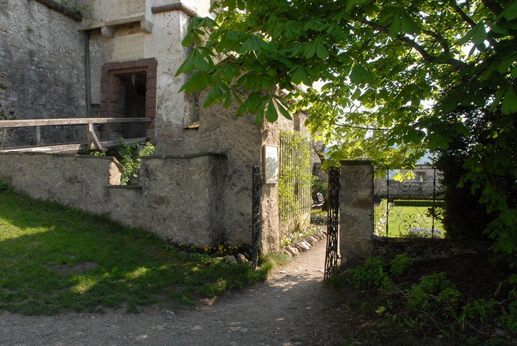 Kulmertor (14.) der Burganlage Hochosterwitz - Hochosterwitz, Kärnten (9314-KTN)