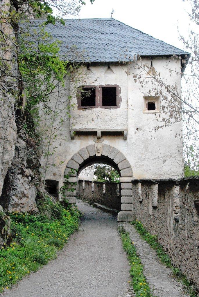 Wächtertor (2.) der Burganlage Hochosterwitz - Hochosterwitz, Kärnten (9314-KTN)