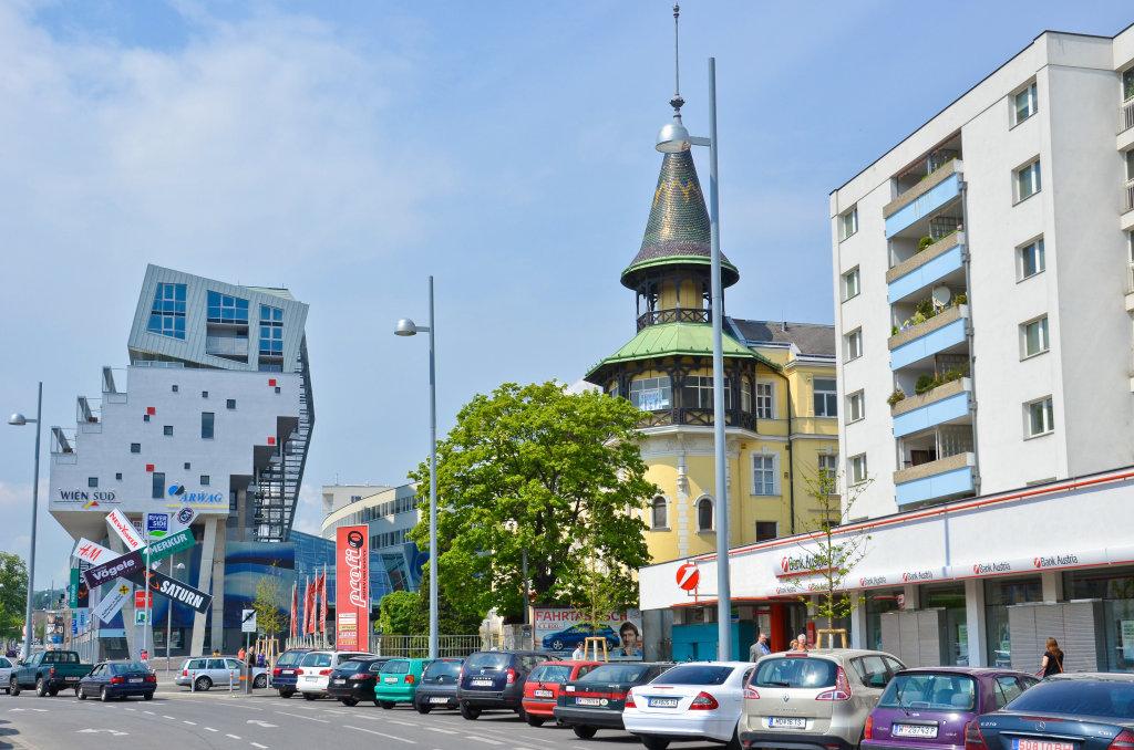 Liesingerplatz-Riverside - 23. Bezirk, Liesing, Wien (1230-W)