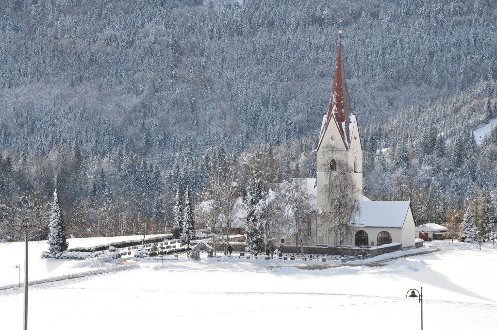 Pfarrkirche Sankt Andrä - Thörl-Maglern-Greuth, Kärnten (9602-KTN)