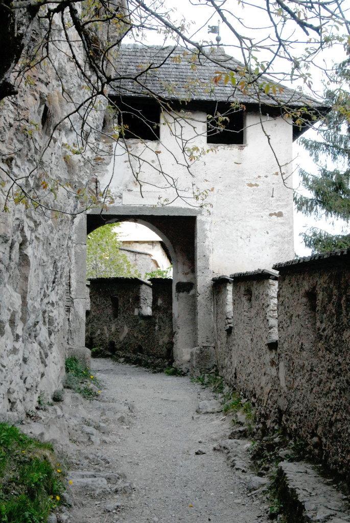 Nautor (3.) der Burganlage Hochosterwitz - Hochosterwitz, Kärnten (9314-KTN)