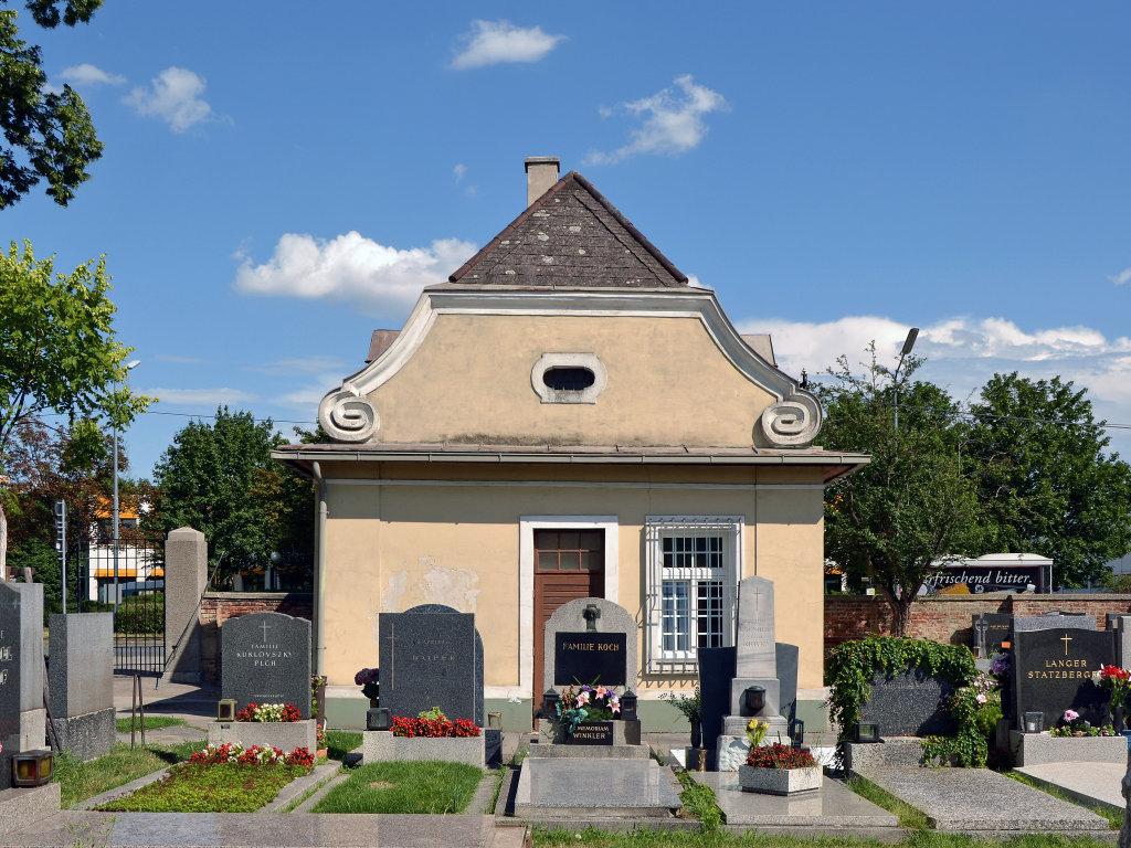 Arbeiterquartier Friedhof Simmering, Stöckl - Simmeringer Friedhof, Wien (1110-W)
