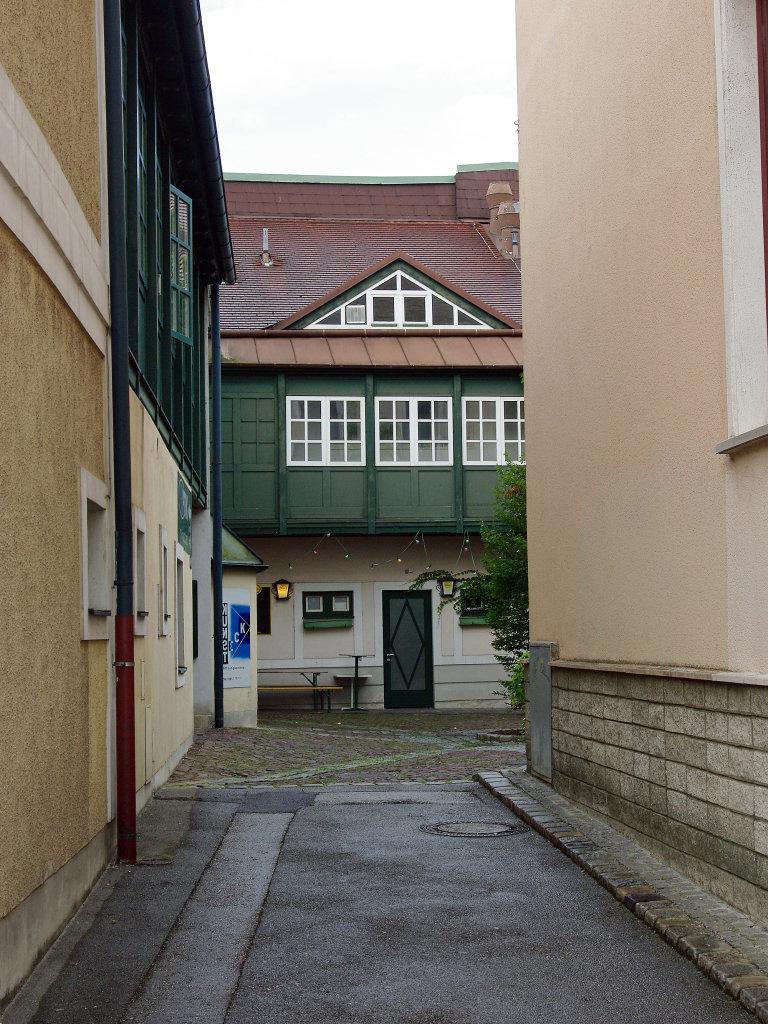 Purkersdorf, Gasse - Purkersdorf, Niederösterreich (3002-NOE)