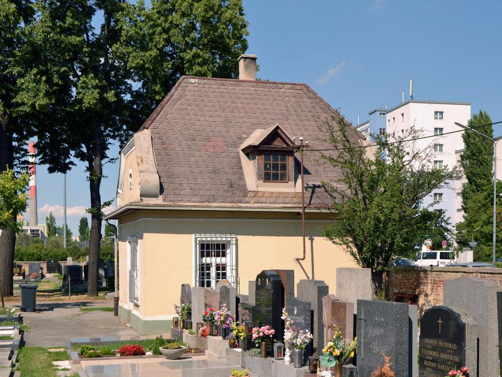 Friedhof Simmering Stöckl - Simmeringer Friedhof, Wien (1110-W)