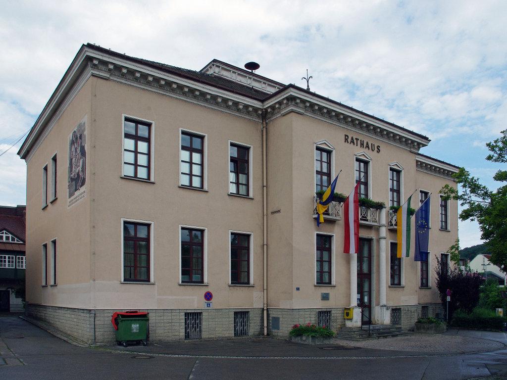 Purkersdorf Rathaus - Purkersdorf, Niederösterreich (3002-NOE)