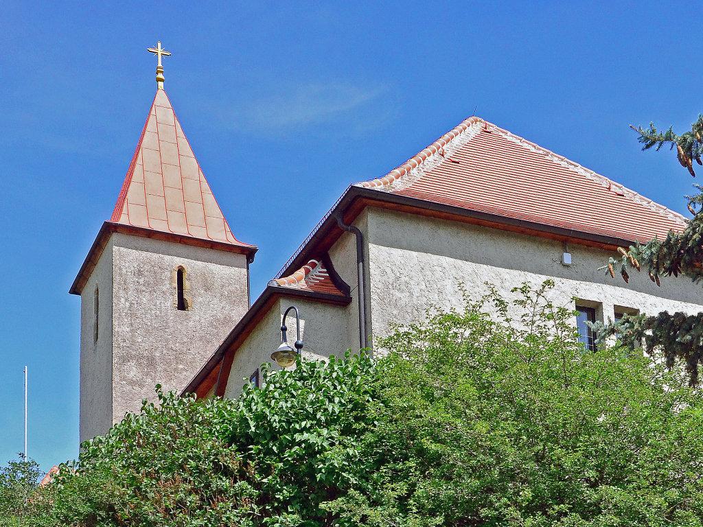 Kirche Chorherrn - Chorherrn, Niederösterreich (3430-NOE)