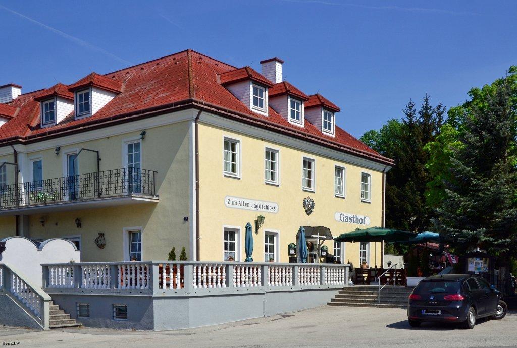Mayerling, Gasthof zum alten Jagdschloss - Mayerling, Niederösterreich (2534-NOE)