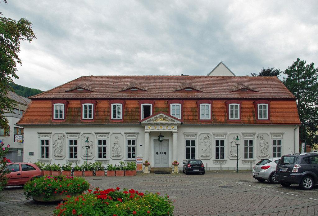 Purkersdorf, alte Poststation - Purkersdorf, Niederösterreich (3002-NOE)