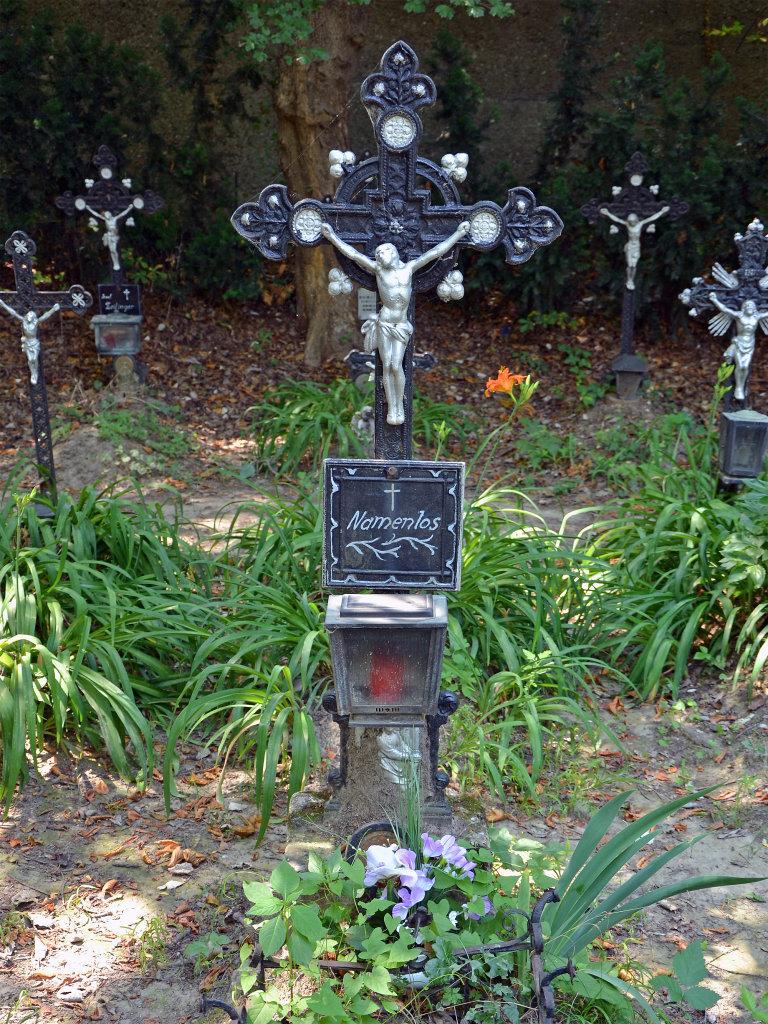 Friedhof der Namenlosen, Wien - Friedhof der Namenlosen, Wien (1110-W)