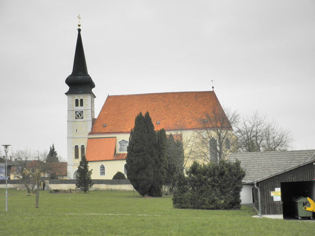 Pfarrkirche Ferschnitz, dem Hl. Sixtus II. geweiht - Ferschnitz, Niederösterreich (3325-NOE)