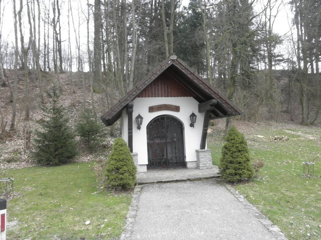 Hubertuskapelle bei Ferschnitz - Ferschnitz, Niederösterreich (3325-NOE)