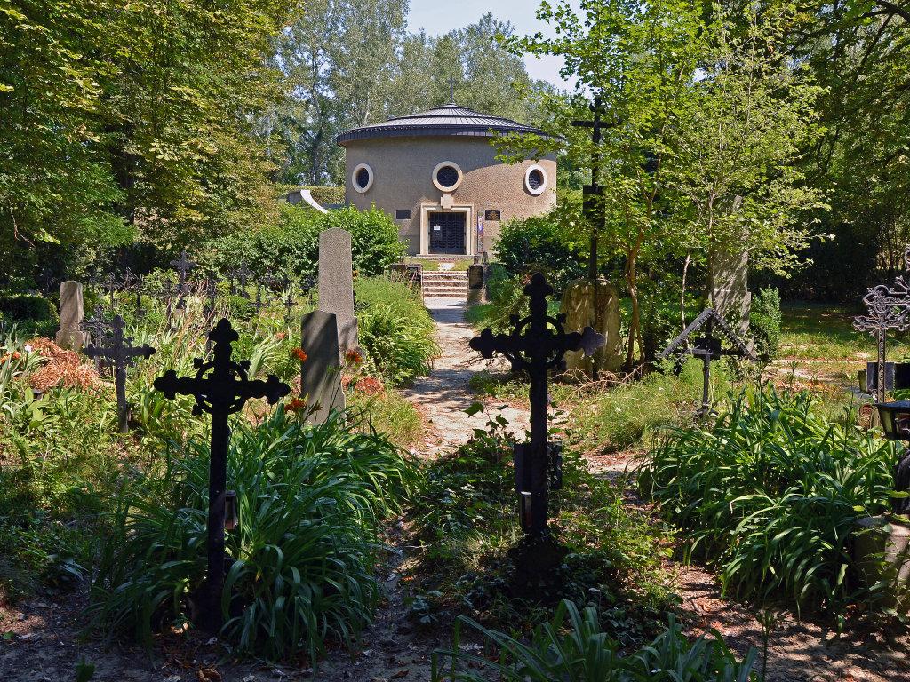 Friedhof der Namenlosen, Wien, Simmering - Friedhof der Namenlosen, Wien (1110-W)