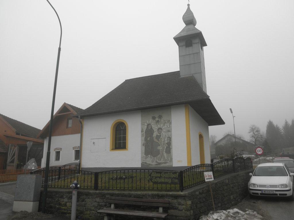 Dorfkirche Mollendorf - Mollendorf, Niederösterreich (3653-NOE)