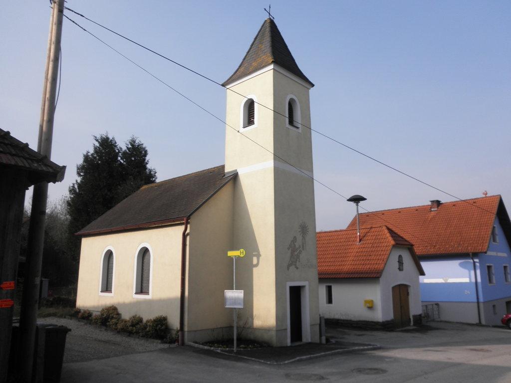 Dorfkapelle Wolfenreith - Wolfenreith, Niederösterreich (3611-NOE)