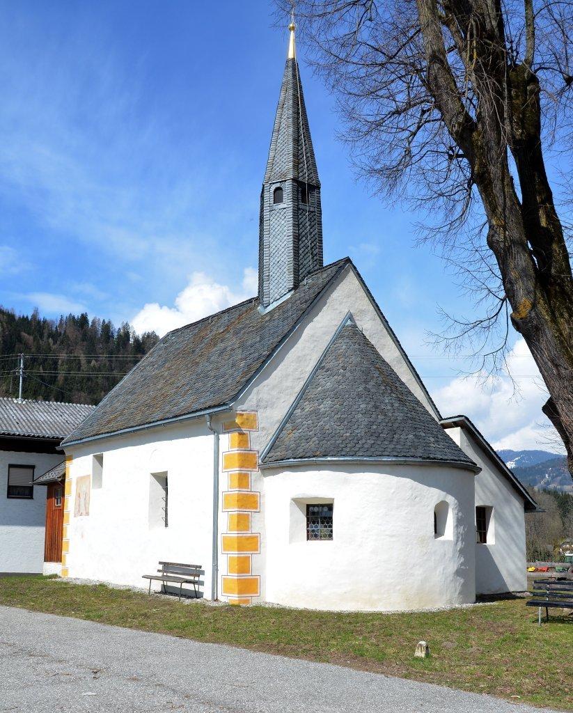 Romanische Filialkirche hl. Margareta - Tiffen, Kärnten (9560-KTN)