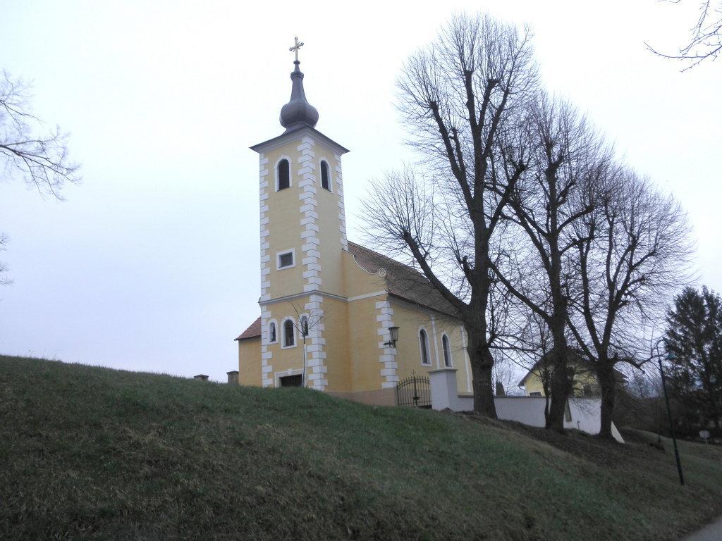 Kath. Filialkirche in Maiersch zum Hl. Philipp und Jakob - Maiersch, Niederösterreich (3571-NOE)