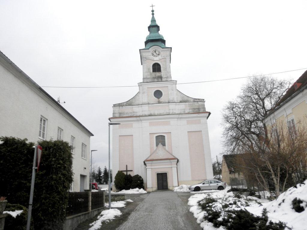 Pfarrkirche St. Josef in Tautendorf - Tautendorf, Niederösterreich (3571-NOE)