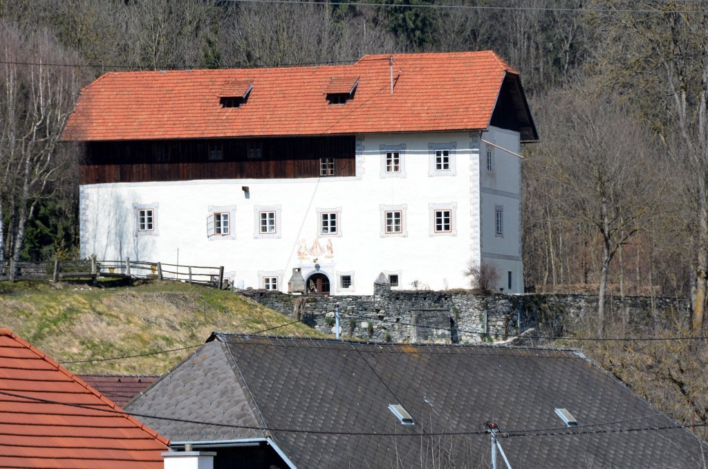 Vulgo Gschlosser-Hube - Tiffen, Kärnten (9560-KTN)