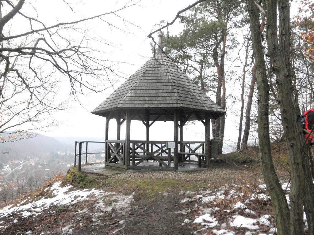 Hamerlingwarte oberhalb von Gars am Kamp - Gars am Kamp, Niederösterreich (3571-NOE)