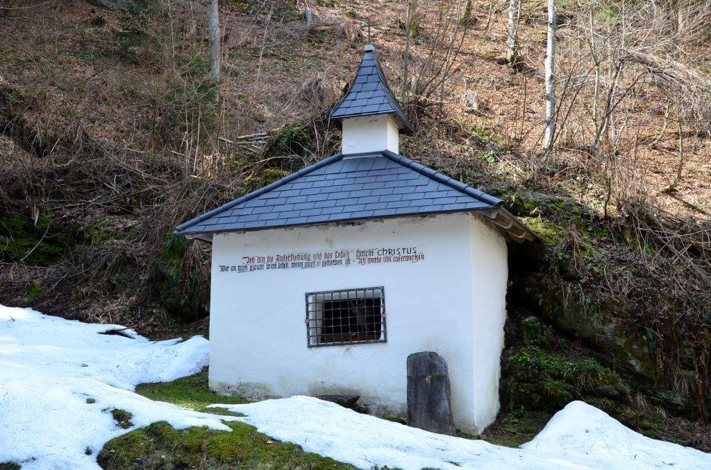 Heiliges Grab-Kapelle - Tiffen, Kärnten (9560-KTN)