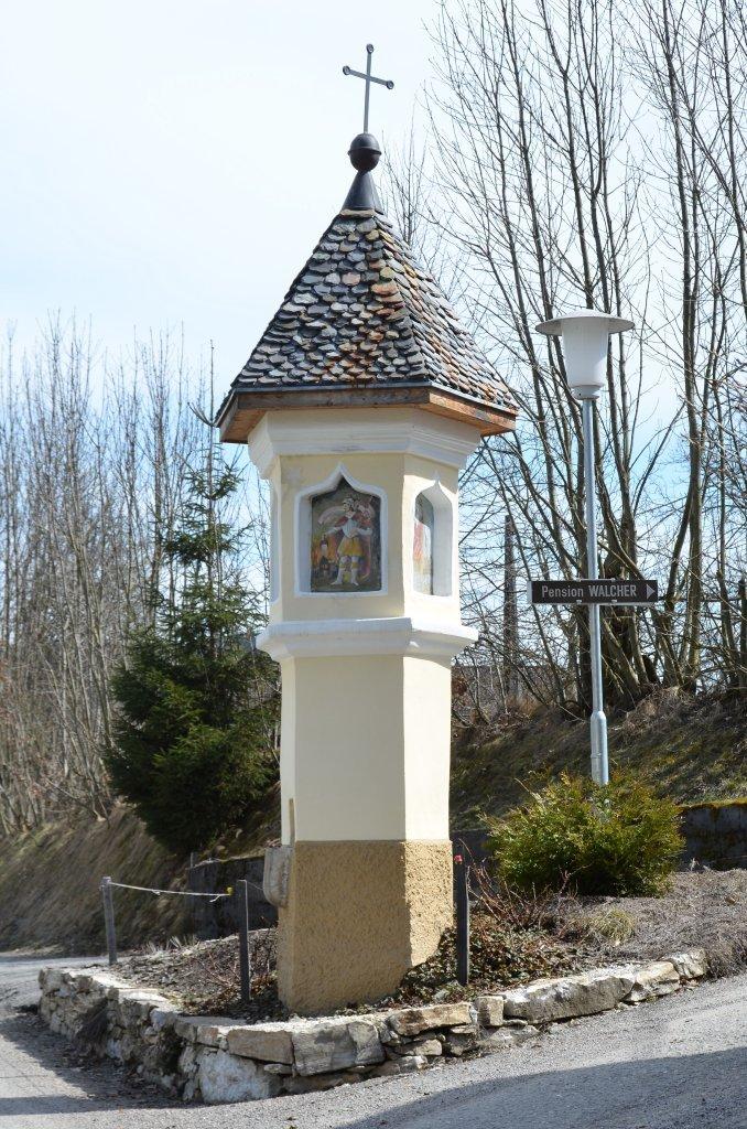 Spätgotisches Tiffner-Kreuz - Tiffen, Kärnten (9560-KTN)