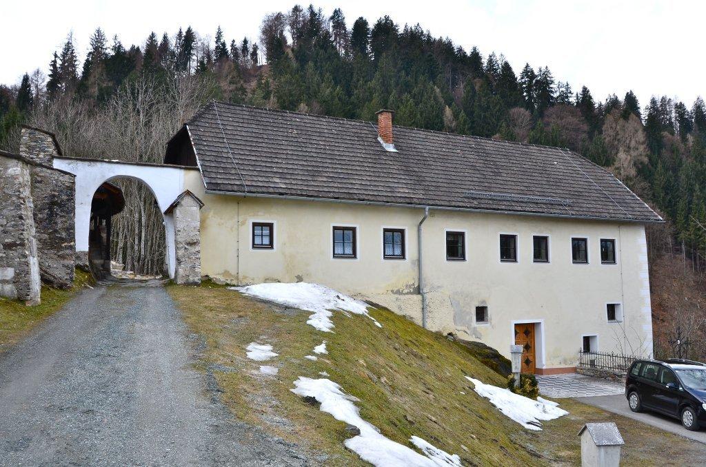 Ehemaliger Pfarrhof - Tiffen, Kärnten (9560-KTN)