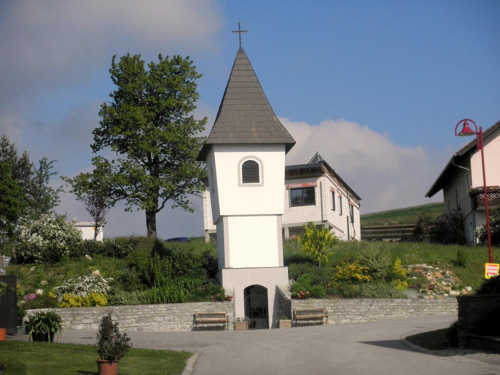 Kleine Kapelle in Ebergersch - Ebergersch, Niederösterreich (3522-NOE)