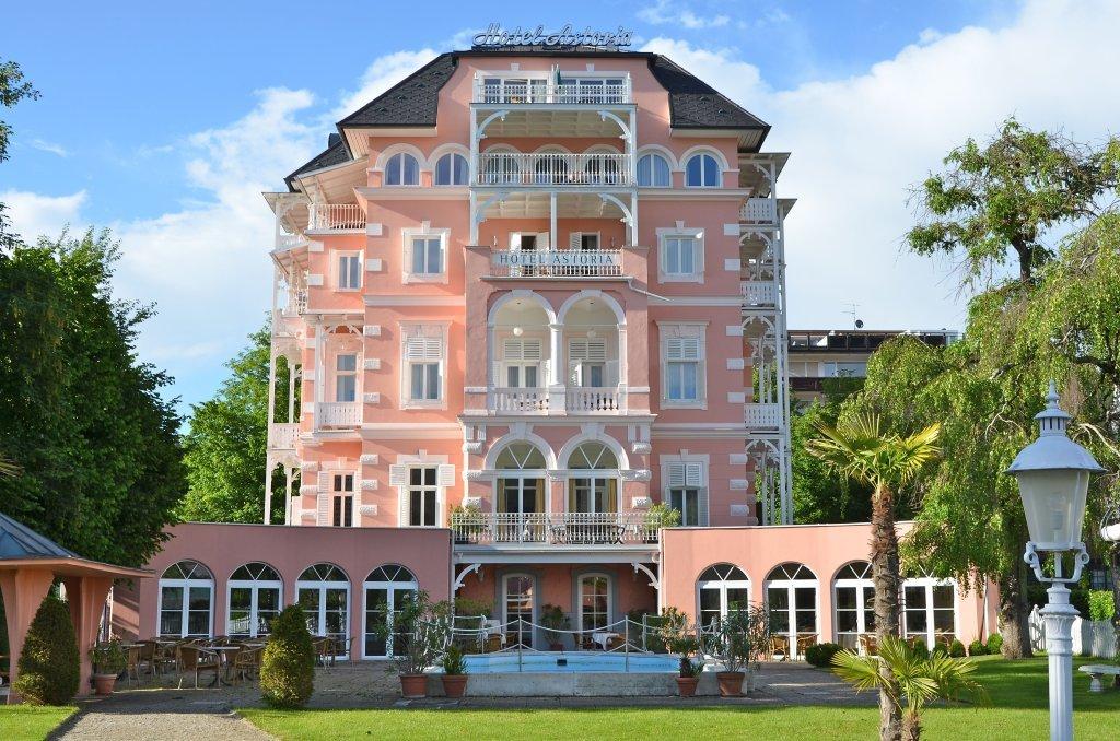 Hotel Astoria an der Annastraße - Annastraße, Kärnten (9210-KTN)