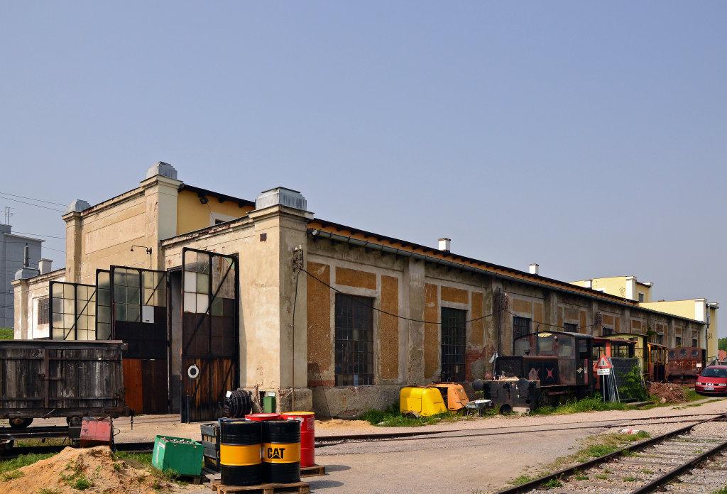 Eisenbahnmuseum Schwechat - Schwechat, Niederösterreich (2320-NOE)
