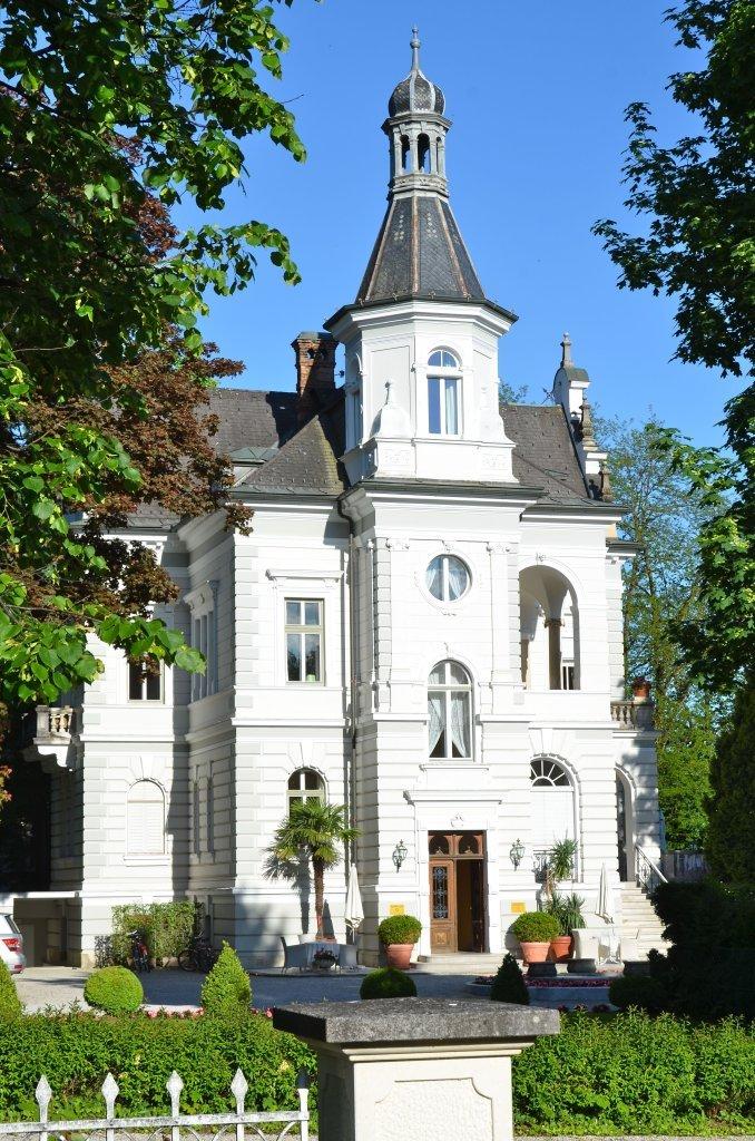 Villa Wörth (Architekt: Josef Victor Fuchs) am Johannaweg 5 - Johannaweg, Kärnten (9210-KTN)