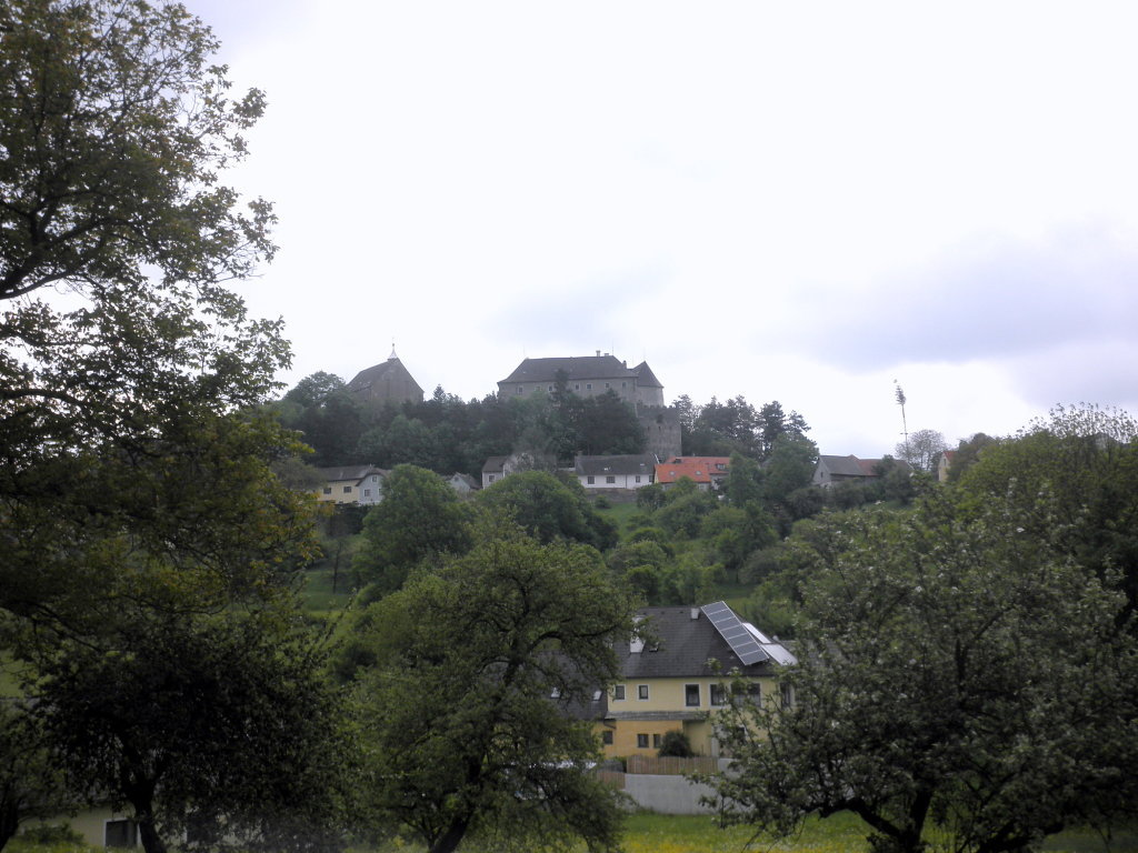 Burg Albrechtsberg a.d. Großen Krems - Albrechtsberg an der Großen Krems, Niederösterreich (3613-NOE)