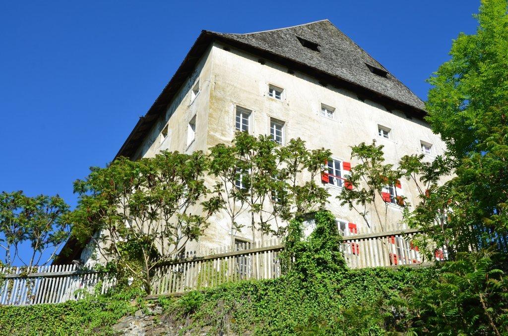 Schloss, Südost-Ansicht - Moosburg, Kärnten (9062-KTN)