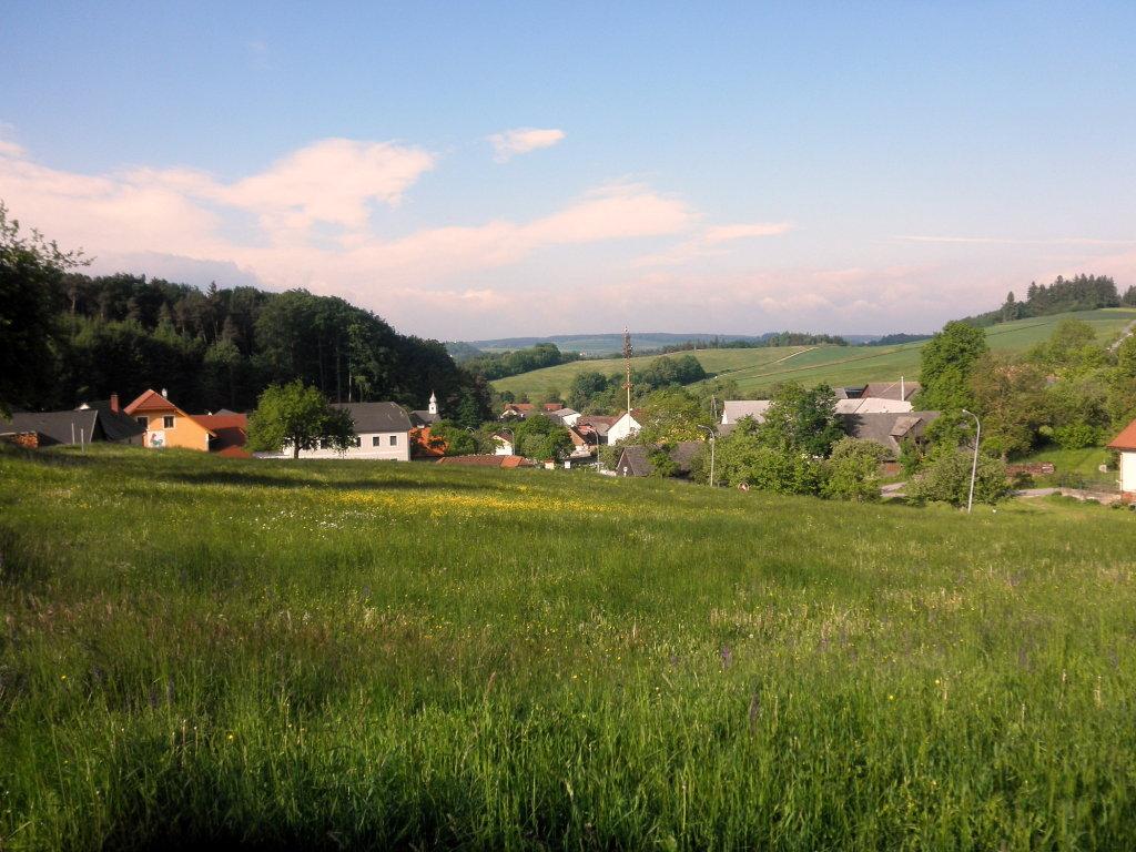 Blick nach Scheutz - Scheutz, Niederösterreich (3522-NOE)