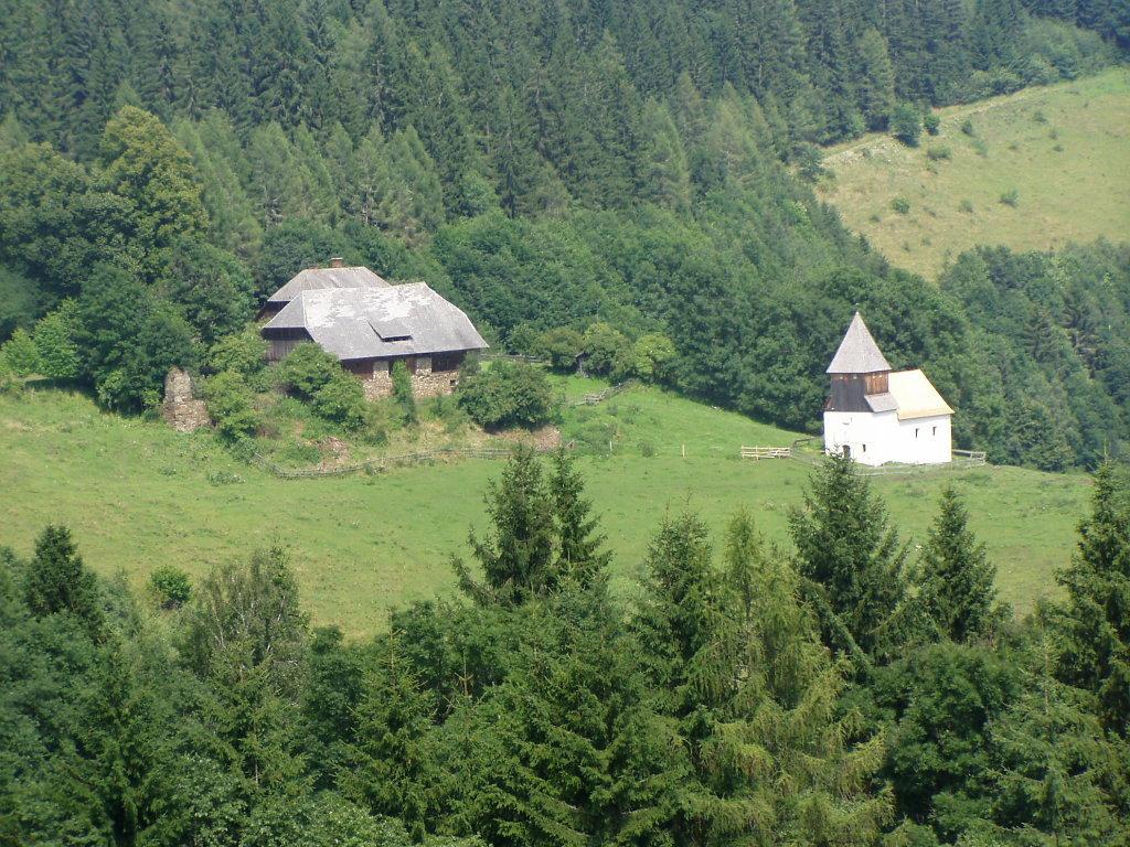 Blick auf Fasch - Höllein, Kärnten (9341-KTN)