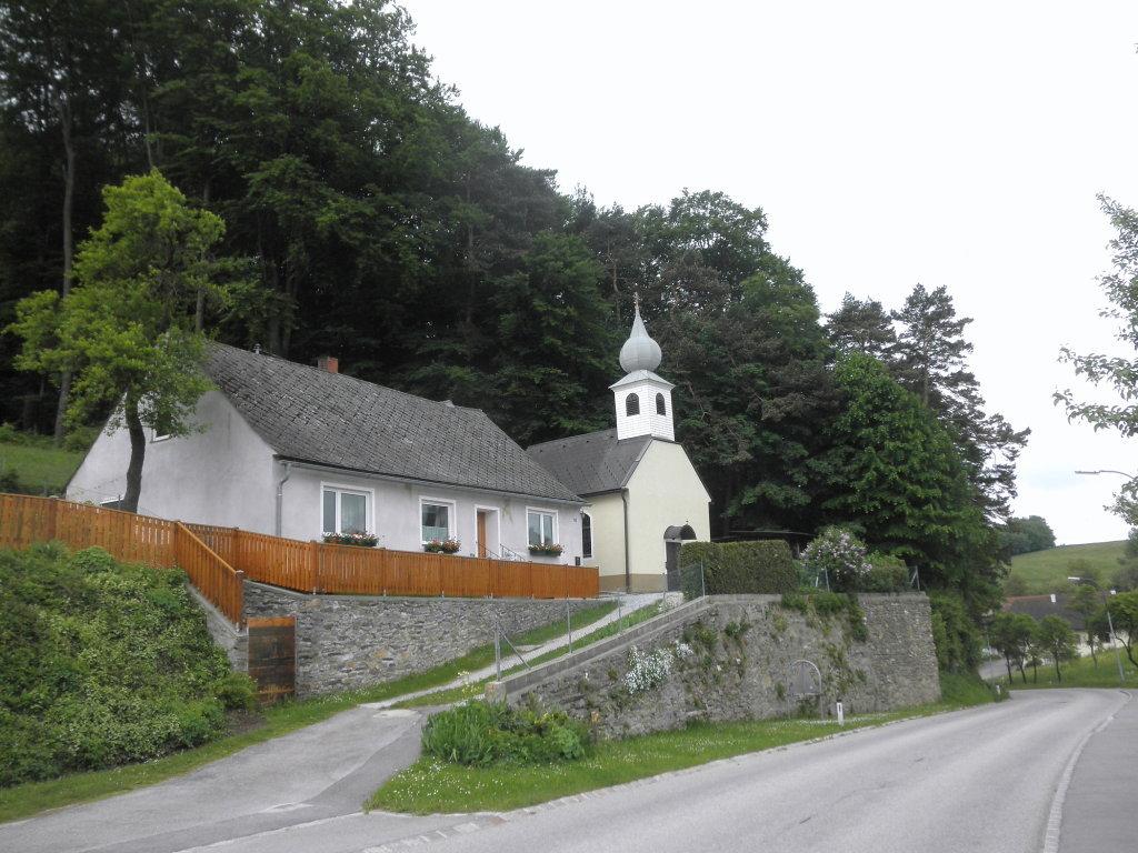 Dorfkapelle Scheutz - Scheutz, Niederösterreich (3522-NOE)
