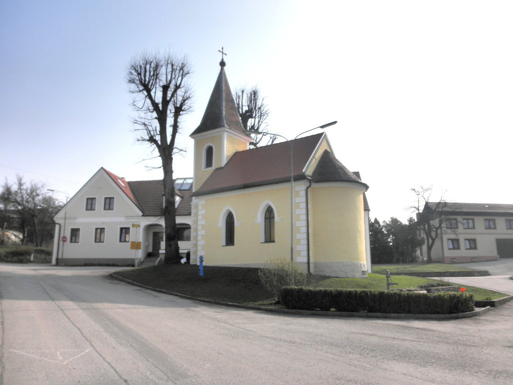 Jubiläumskapelle in Habruck - Habruck, Niederösterreich (3611-NOE)