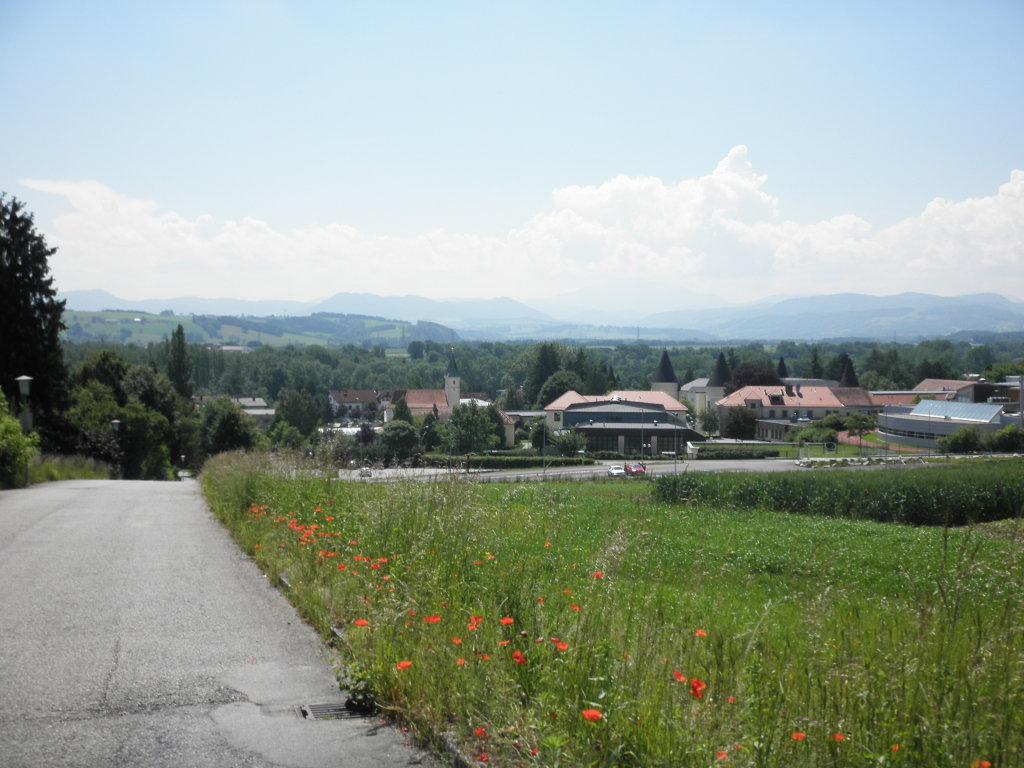 Blick nach Weinzierl - Weinzierl, Niederösterreich (3250-NOE)