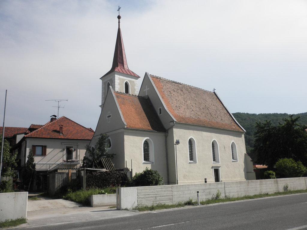 Johanneskirche in Hundsheim - Hundsheim, Niederösterreich (3512-NOE)