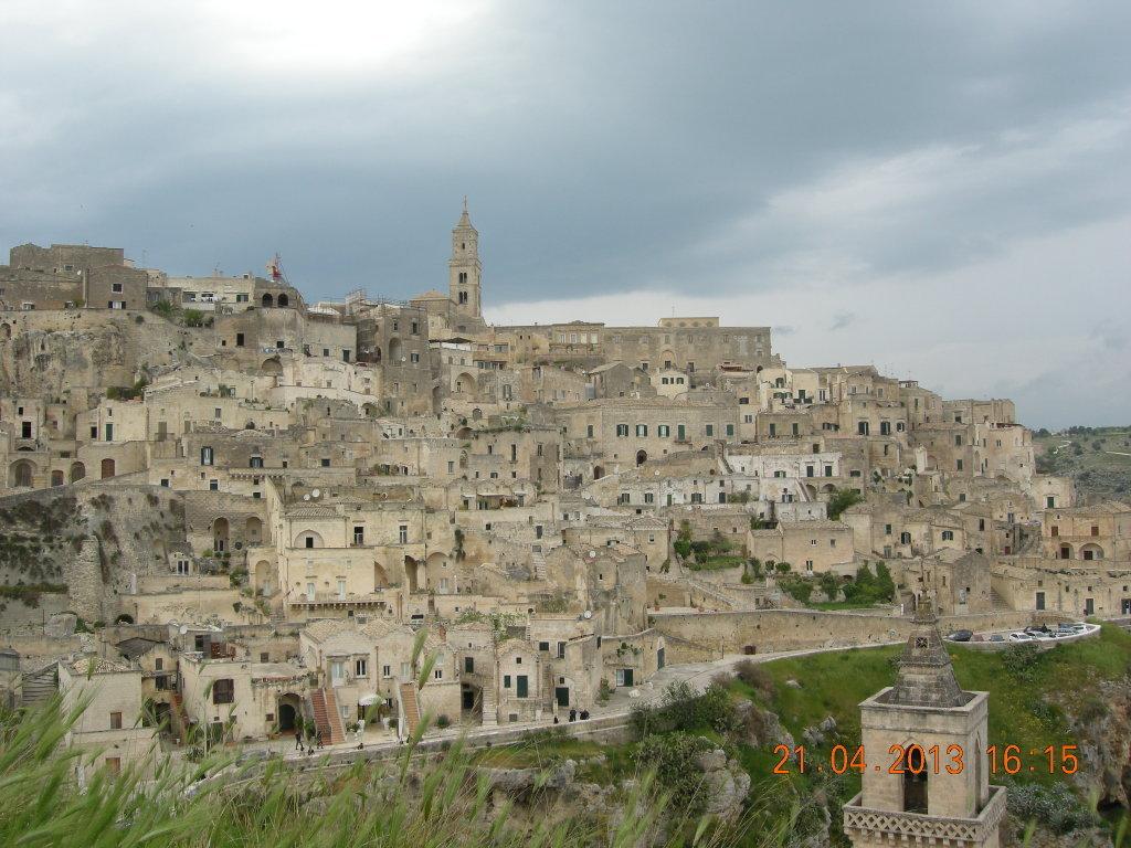 Matera - Ort ohne Namen (---)